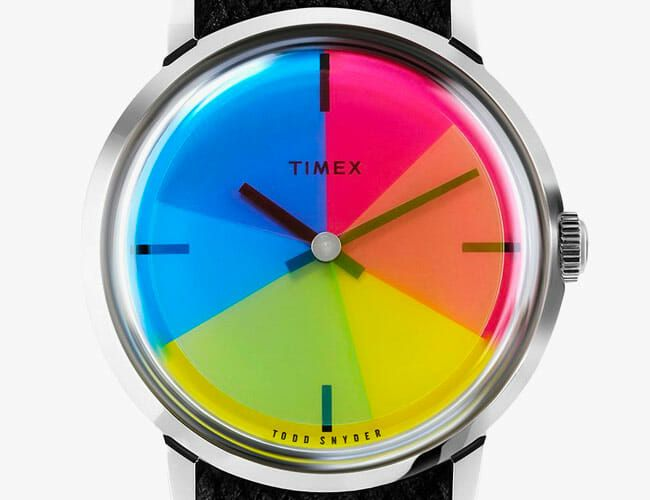 Timex's Affordable New Pride Watch Has a Hidden Feature