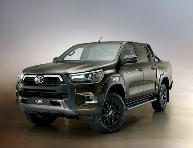 Toyota's New Truck Could Be a Sneak Peek at the Next Tacoma