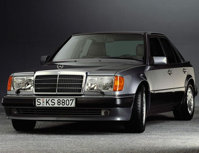 This Boring Old Mercedes Sedan Was Much Cooler Than You Think