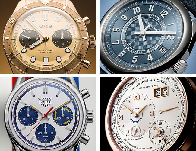 Here Are 10 Important Watch Releases You Might Have Missed