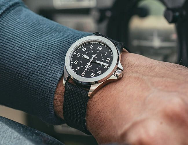 This Automatic Pilot's Watch Is Built in France and Costs Just $690