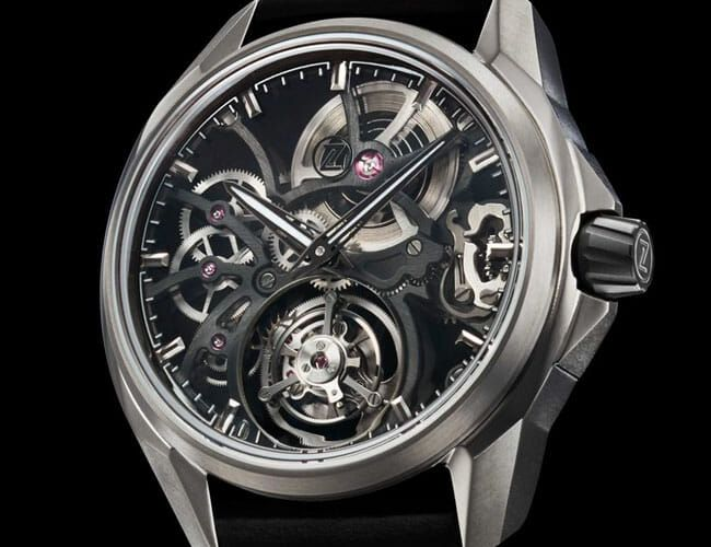 This Is One of the Most Affordable Swiss Tourbillon Watches We've Ever Seen