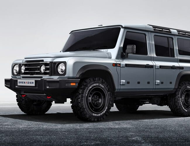 Is This Boxy-and-Badass Off-Roader What the New Defender Should Have Been?