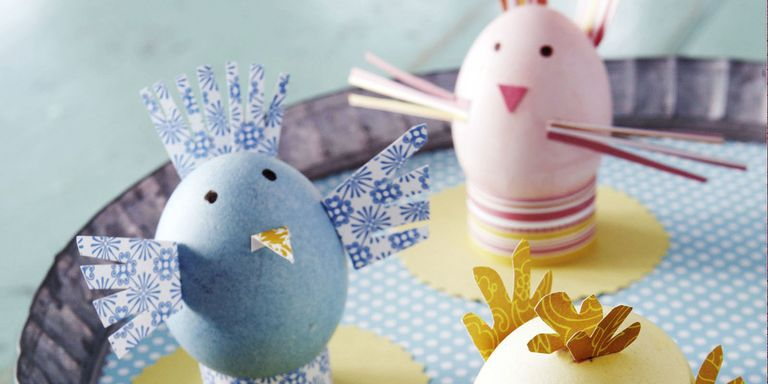 easter paper crafts easy easter craft ideas