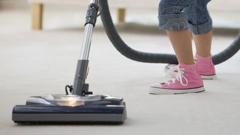 Vacuuming Mistakes - Cleaning Tips