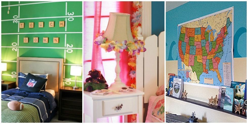 10 totally inspired themed kids rooms unique children s bedrooms rh goodhousekeeping com Creative Decorating Ideas Creative Decorating Ideas