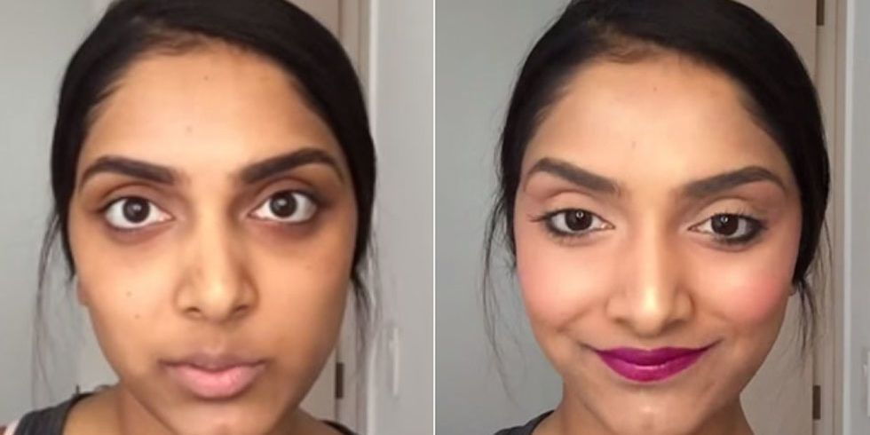 Makeup Trick to Hide Dark Circles - How to Cover Dark Circles