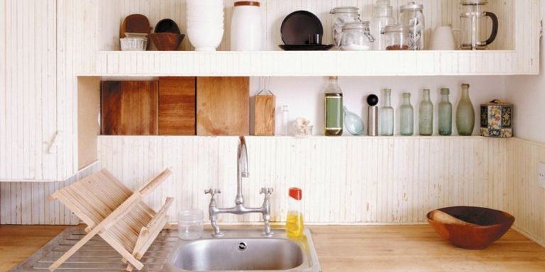 Quick kitchen organizing tips how to clean your kitchen fast getty images workwithnaturefo