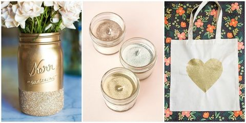 Glitter Projects for Grownups