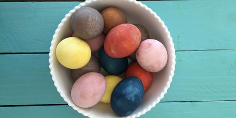 How to make natural easter egg dyes homemade dye recipes for image forumfinder Choice Image
