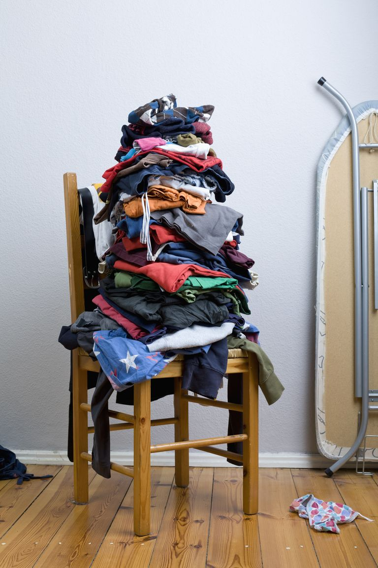 Clean Out The Clutter What To Keep Toss Or Donate