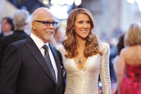 Celine Dion Husband's Cancer Interview