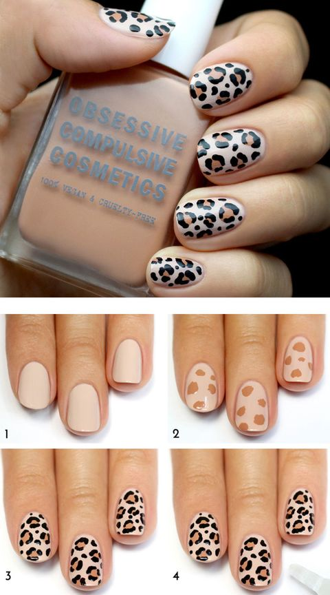 Tricky Nail Design Tutorials Easy Nail Art Ideas That Seem Tricky