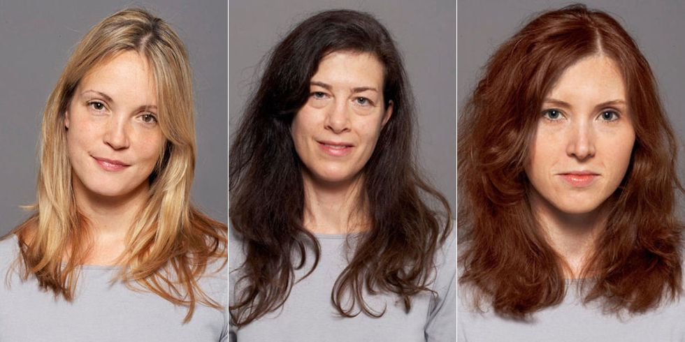 Haircut Makeovers Five Haircut Makeover Transformations