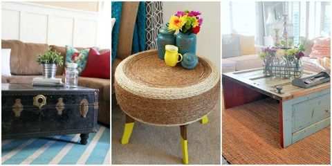 Unique Coffee Table Ideas Coffee Table Alternatives