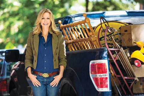 Lara Spencer Interview - Good Housekeeping April 2015 issue