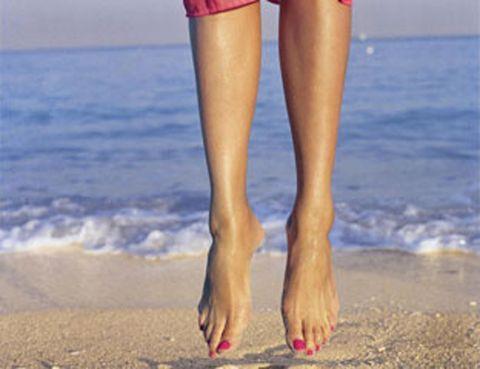 Summer Feet and Nails Tips