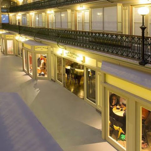 Westminster Arcade Shopping Mall