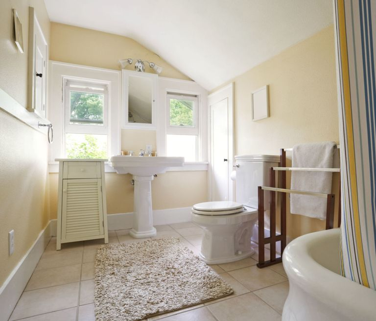 Keep Bathroom Clean Longer Bathroom Cleaning Tips