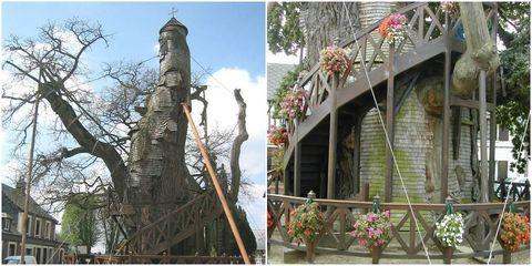 France Tree Chapel