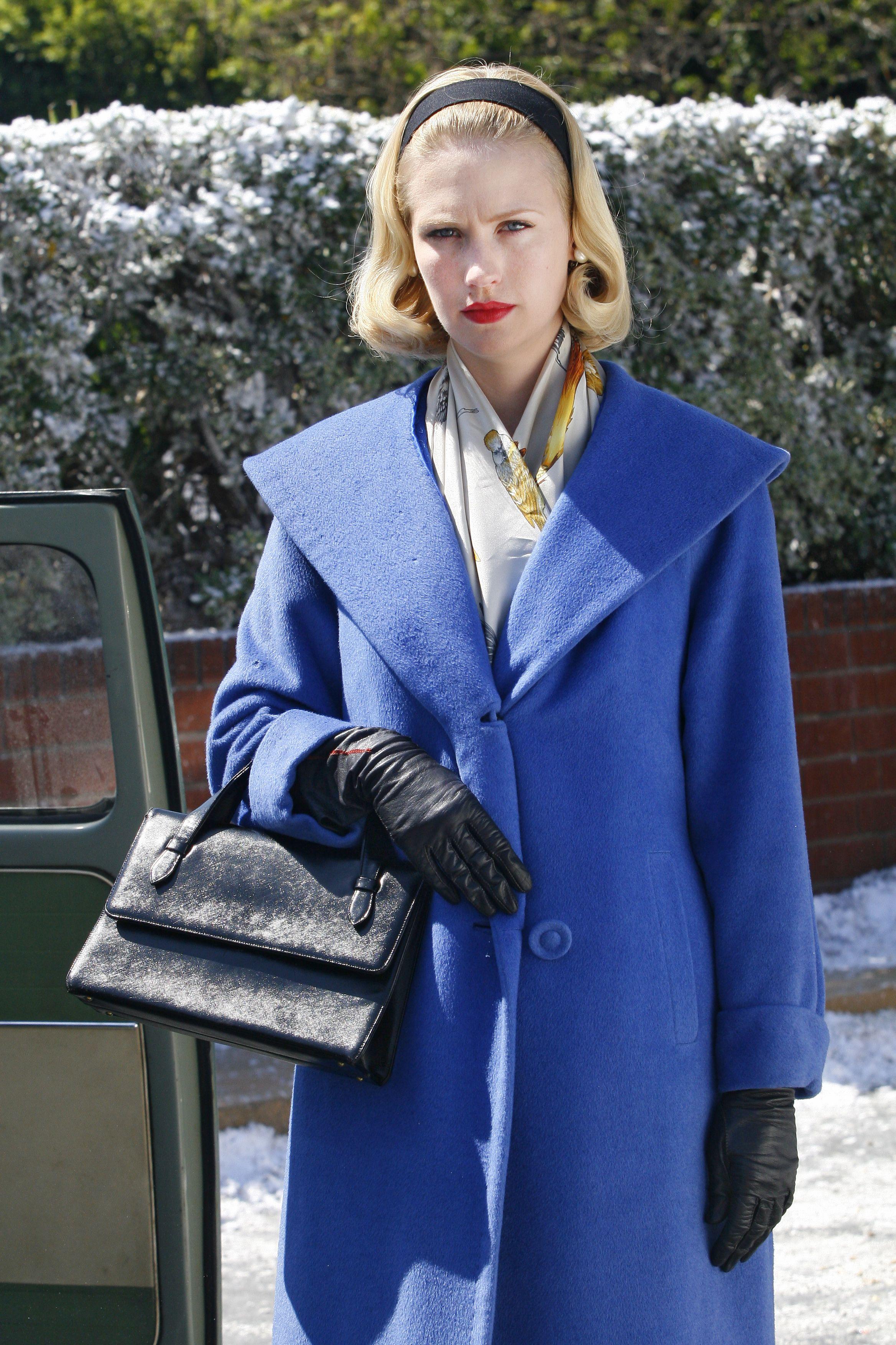 Betty Draper (January Jones) - Mad Men - Season 1, Episode 13 - Photo Credit: Carin Baer/AMC