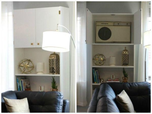 Hidden Home Office Ideas