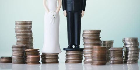 Marriage Money Problems
