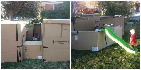 Utah Box Fort