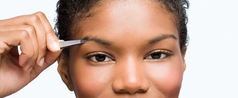 Should You Pluck Your Brows - Eyebrow Care Tips