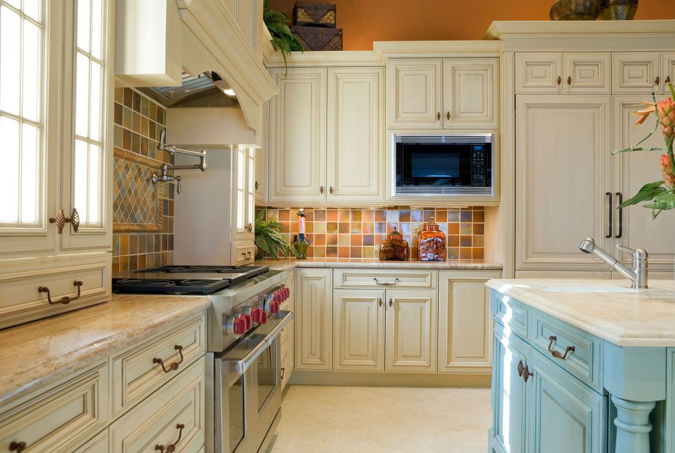 Home Kitchen Design Ideas Part - 41: Good Housekeeping