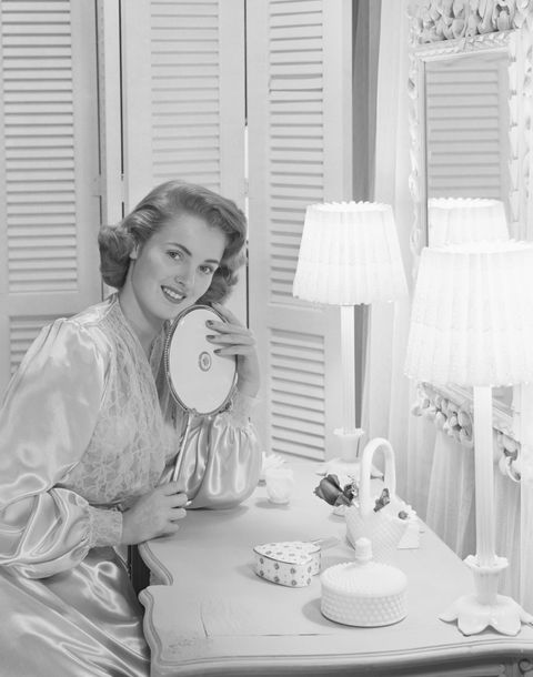Beauty Secrets to Steal From Grandma - Vintage Beauty Tips