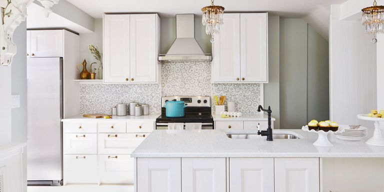 white kitchen decorating ideas. Stacey Brandford 40  Best Kitchen Ideas Decor And Decorating For Design