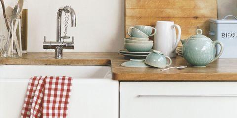 Germy Kitchen Towel