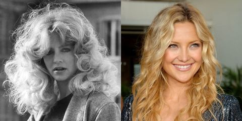 Stars Who Look Like Their Moms