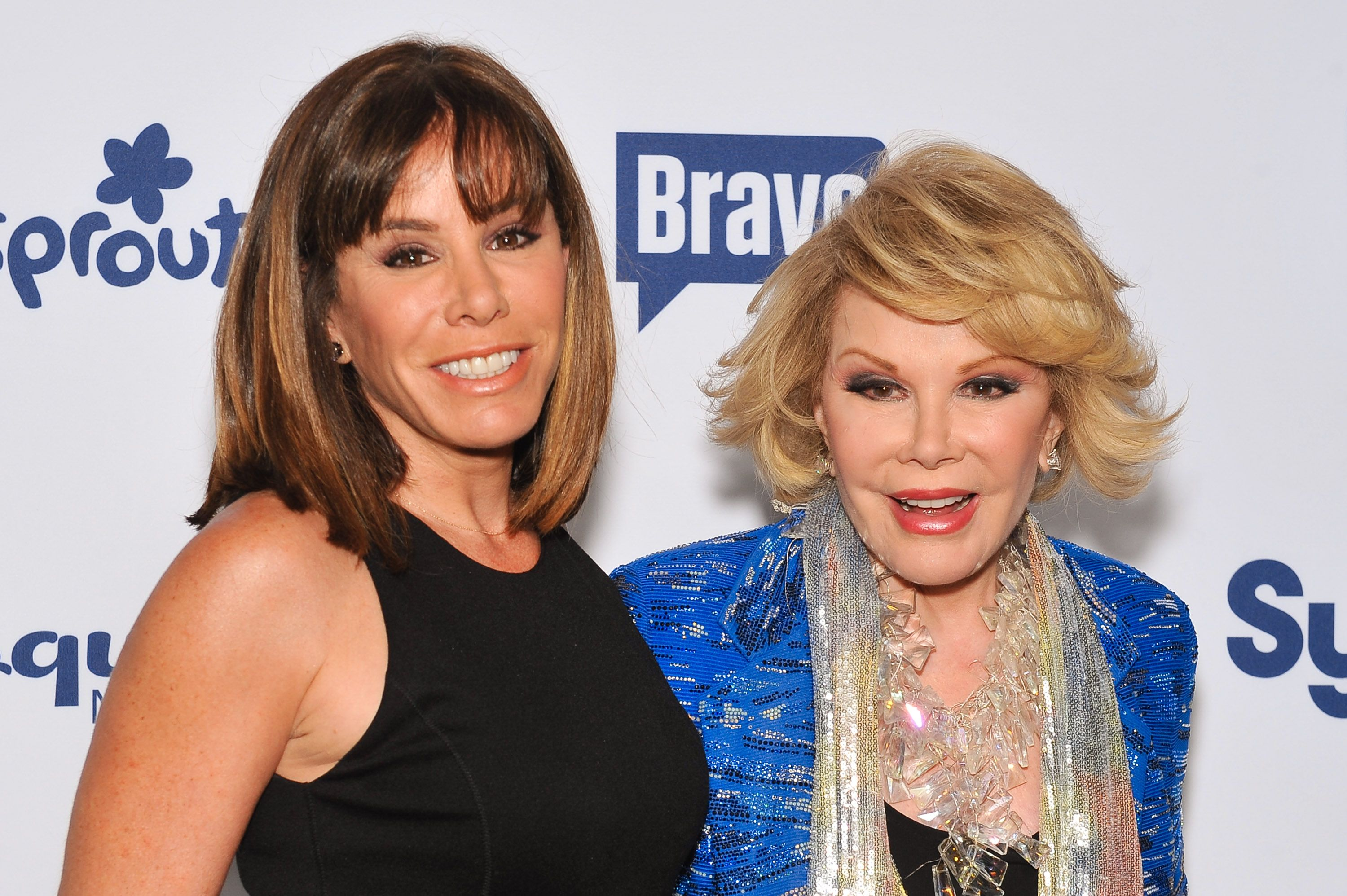 Melissa Rivers Reveals Her Heartbreaking Last Moments With Joan Rivers