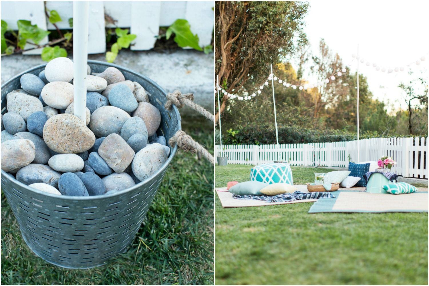 50 summer party ideas and themes outdoor entertaining tipsBackyard Party Ideas #19