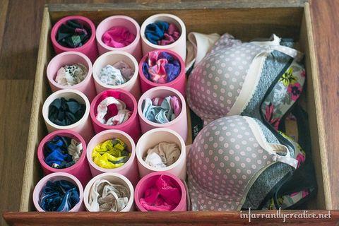 Underwear Drawer Organizer