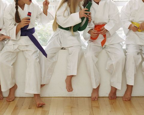 How To Throw A Kung Fu Fun Party Themed Kids Birthday Parties