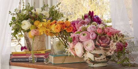Spring Floral Arrangements Diy Floral Arrangements