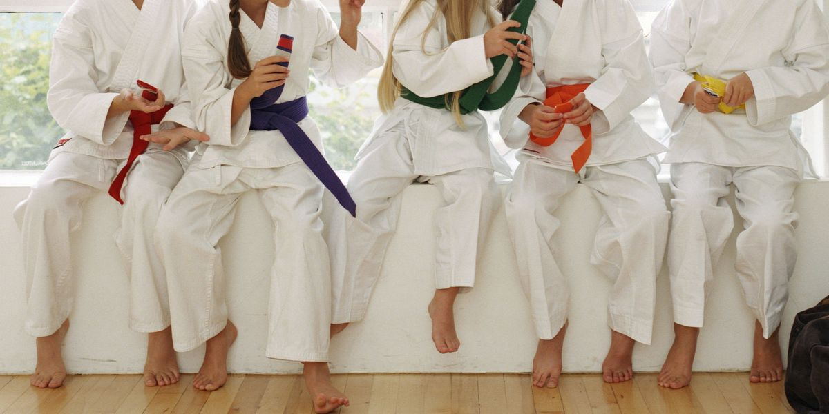 How To Throw A Kung Fu Fun Party Themed Kids Birthday