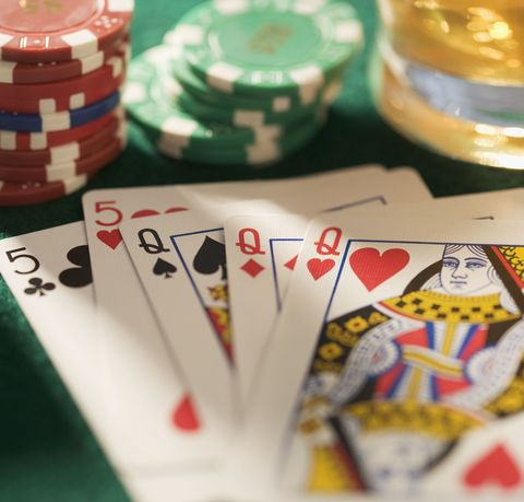 Indoor games and sports, Card game, Liquid, Games, Gambling, Carmine, Poker, Casino, Poker set, Poker table,