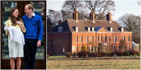 William and Kate Country Home