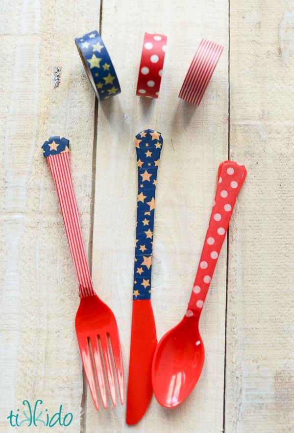 22 Easy 4th of July Crafts - Patriotic Fourth of July DIY Ideas