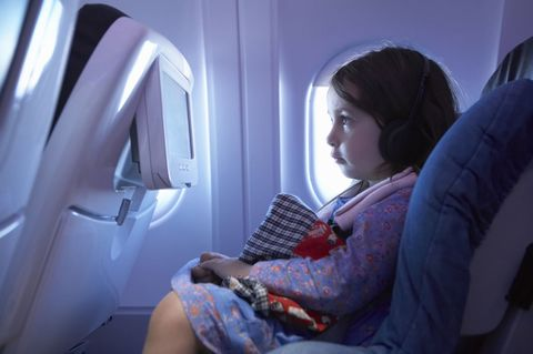 Frank Strong Delta Flight Daughter - Dad Pays to Sit With Daughter on Flight
