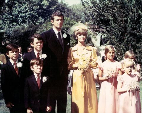 Florence Henderson Wanted Carol Brady to Have a Job - The Brady Bunch Show