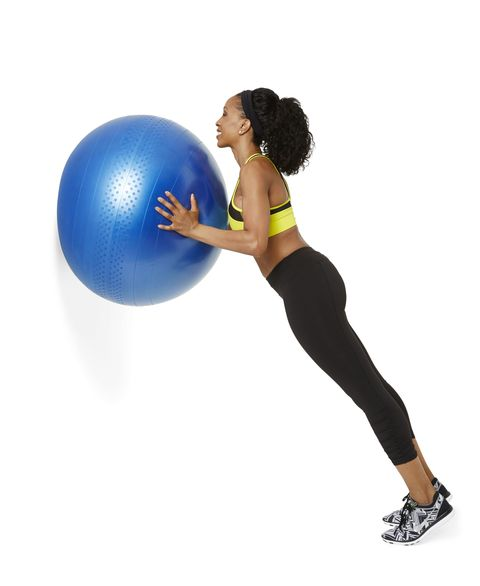 Stability Ball Moves