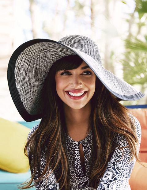 Hannah Simone Fashion Spread - Good Housekeeping June 2015 Issue 14a829ed06ce