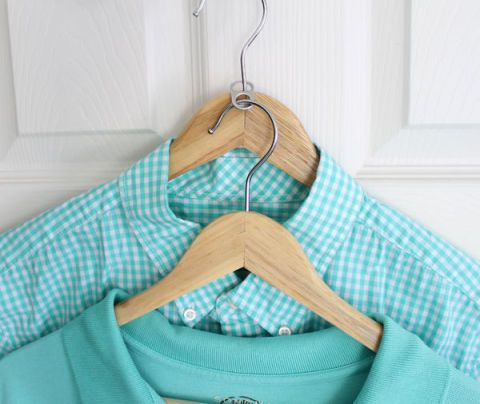 organizing tips   hangers