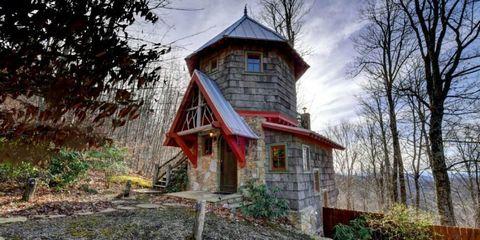 North Carolina Hobbit House