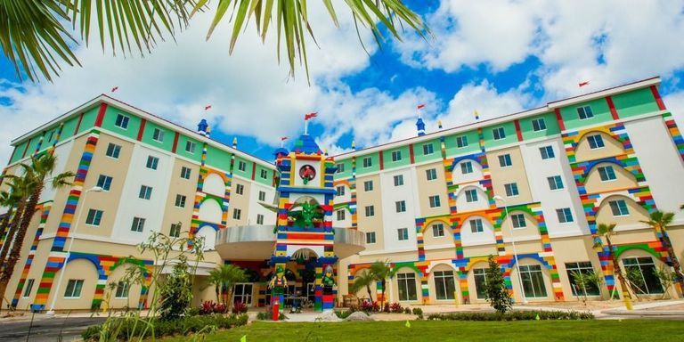Florida Legoland Hotel Opens - Unique Kid-Friendly Hotels